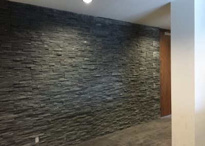Commercial Stone work Calgary Police