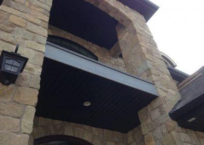 residential stone work calgary